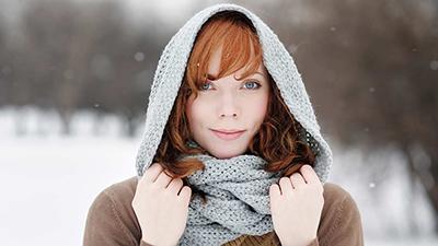 مراقبت از مو در زمستان